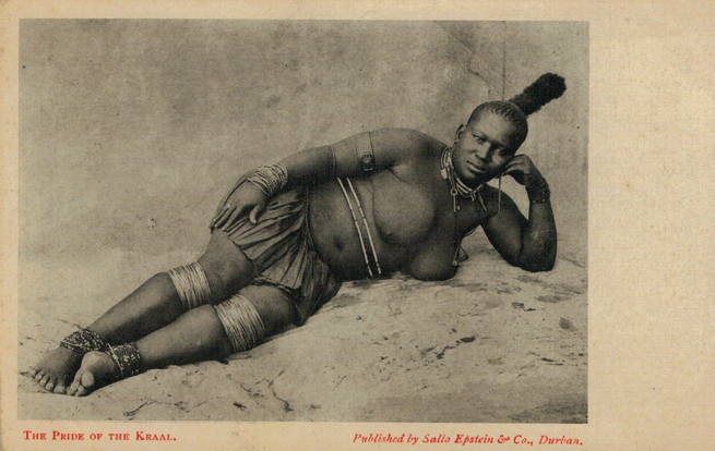 Vue de Southern (African) Belles & the Aesthetic Forms of Seduction:  Portraying Zulu Women in Early Twentieth Century Postcards | L'Atelier