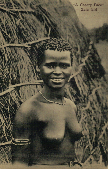 Southern african belles the aesthetic forms of seduction a cheery face zulu girl unknown editor ccuart Image collections